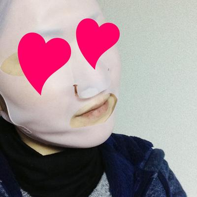ダイソーのシリコーン潤マスク